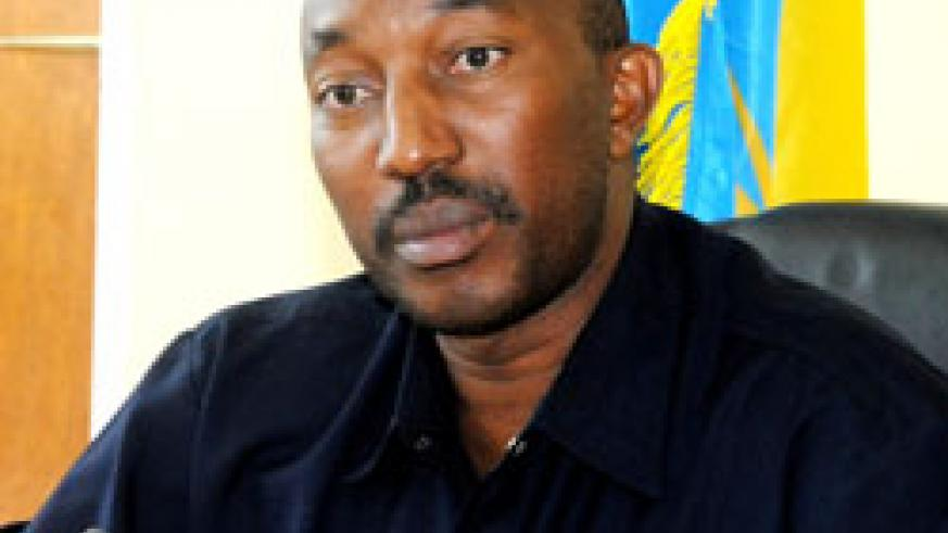Eugene Barikana, the Director of Cabinet in PM's Office
