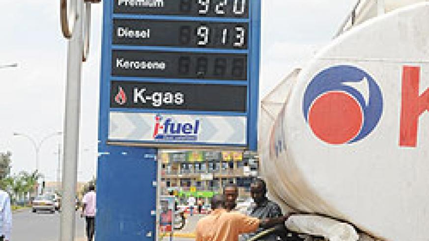 Fuel prices have seen a sharp rise in the recent past but are poised to take a downward trend, thanks to low import duties (File photo)