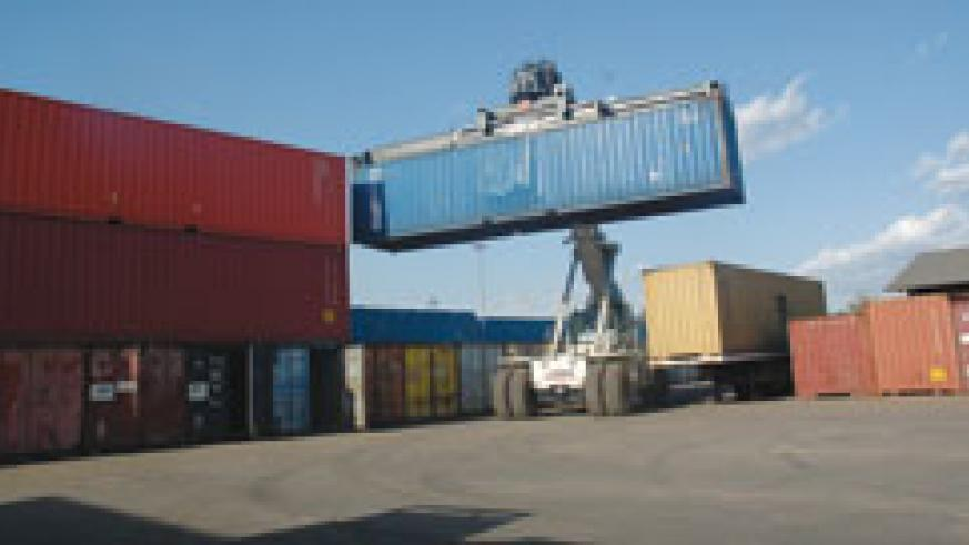 Insurers seek to cash in on increased import cargo (File photo)