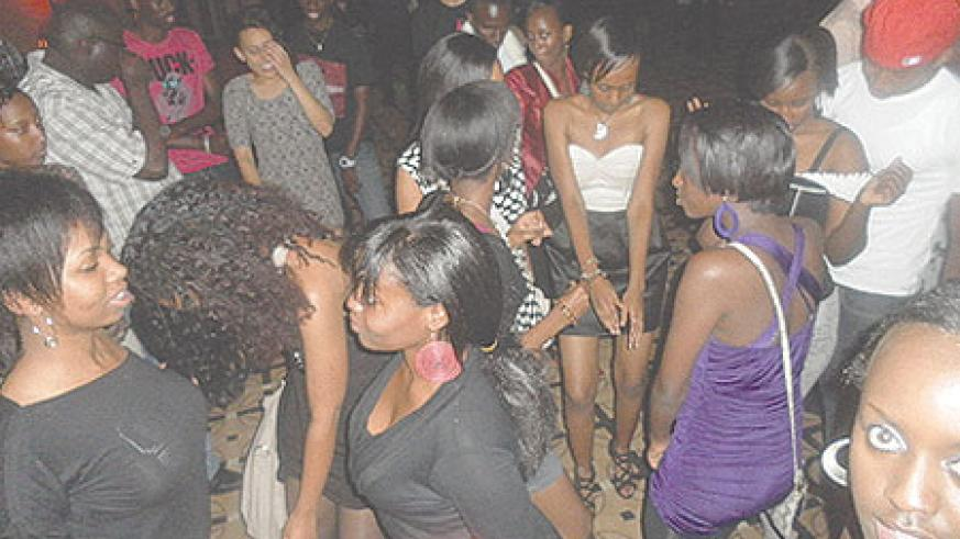 The party attracted hundreds of people and by the look of things, everyone left with no regrets (Courtesy photo)