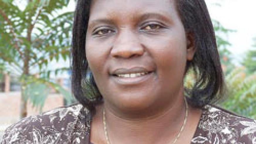 Marie-Josee Kankera  is among the RPF candidates in the frame to succeed the late MP, Aimable Nibishaka