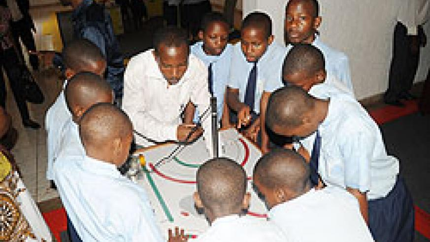 The Science Expo that ended yesterday will help usher in a science-oriented society (File Photo)