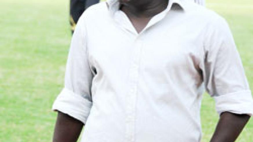 Tetteh has eyes fixed on CAN 2013. (File Photo)