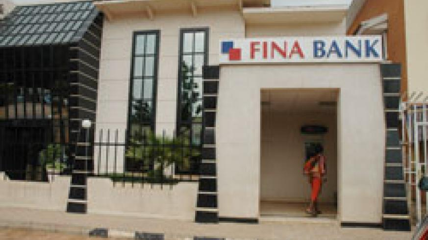 Fina Bank projects higher second quarter margins (File photo)