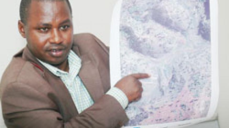 Emmanuel Nkurunziza the Director General of Rwanda Natural Resources Authority has spear headed the use of GIS in implementing land reforms.