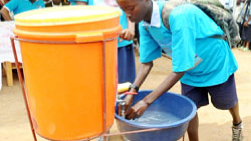 A new survey indicates that poor sanitation is costing African governments highly. (File Photo)
