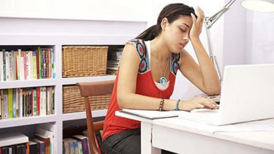 University newcomers find it hard to balance between studies and fun time.
