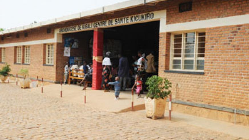 By March 2011, 92 percent of Rwandans had health insurance coverage