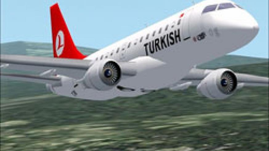Turkish Airlines; connectivity is a key element for economic growth (File Photo)