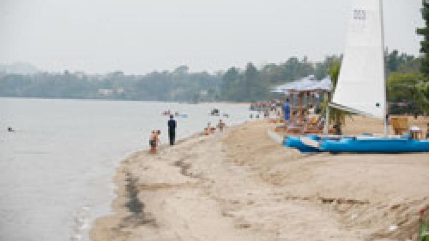 A beach on Lake Kivu in Rubavu. Rwanda has demonstrated strong tourism potential. The New Times File