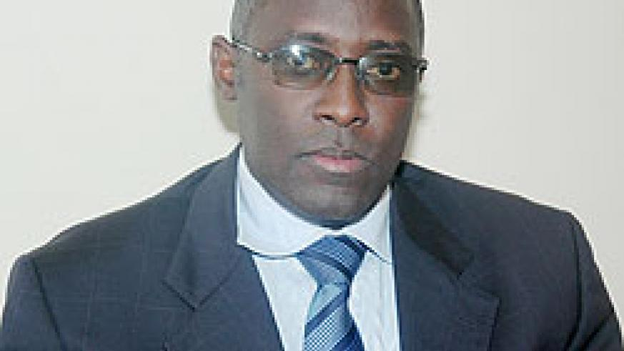 The director of the Audit Committee in the Ministry of Finance Manasseh Twahirwa The New Times File