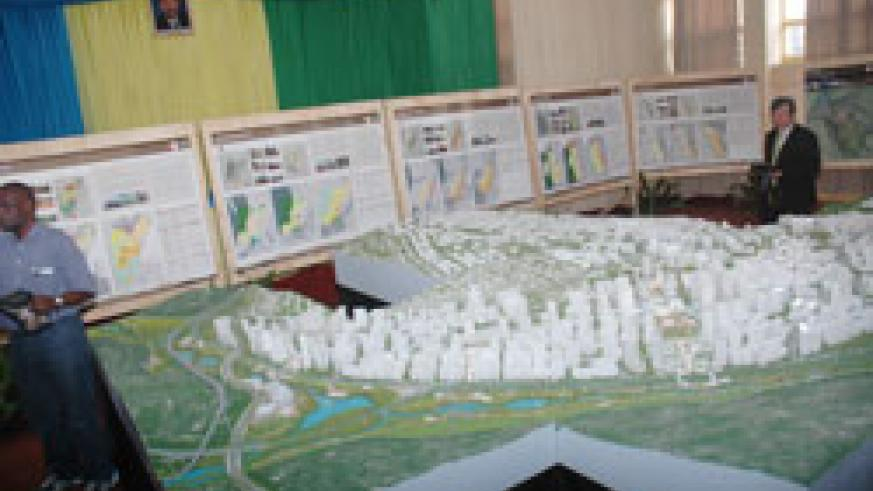 Uganda's Mbarara municipality seeks to develop the city based on the Kigali City Master Plan. The New Times File.