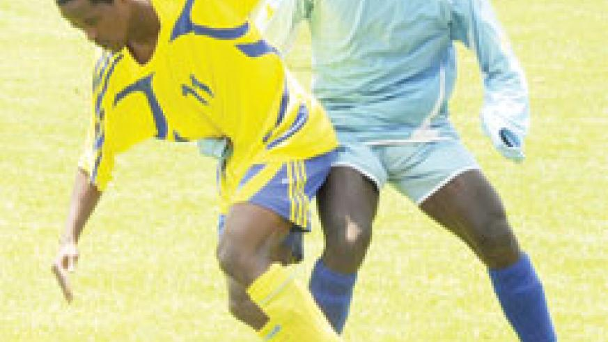 New Yanga recruit Haruna Niyonzima is keen to cement his place in the Amavubi team. The New Times / File.