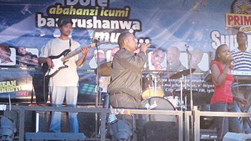 Guma Guma moment: Local artists and Emcees 'do what they do best' at the  Bralirwa slot.