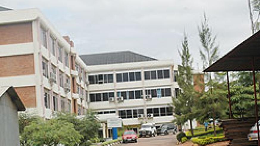 The KIST main campus where the School of Journalism will be relocated. The New Times File.