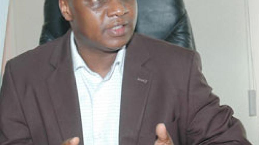 The National Eletoral Commission boss Charles Munyaneza. The New Times /File