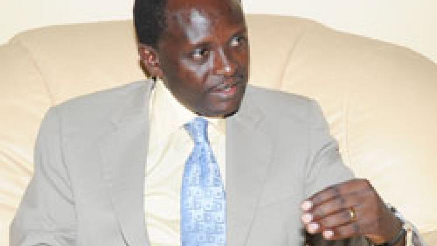 Prosecutor General Martin Ngoga will play host to his African counterparts this week.The New Times /File.