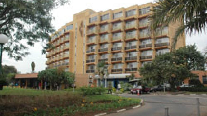 UP FOR GRABS; Umubano Hotel will soon be valuated before its put on the market. The New Times /File.