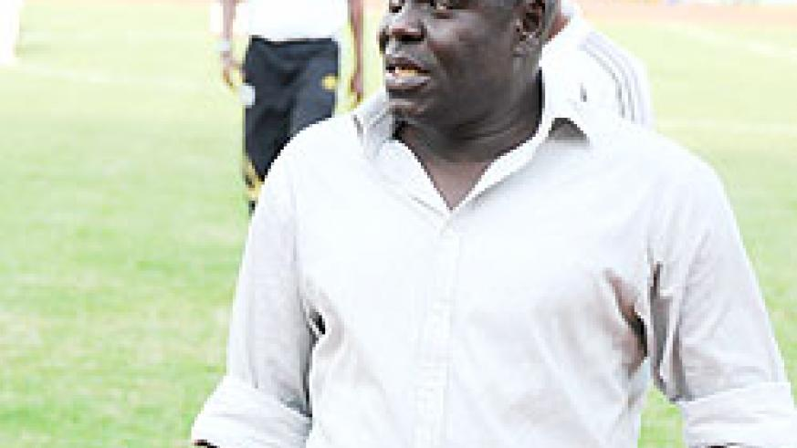 Amavubi head coach Sellas Tetteh is backing the pair to recover in time for Ivory Coast's qualifier. NewTimes/File Photo