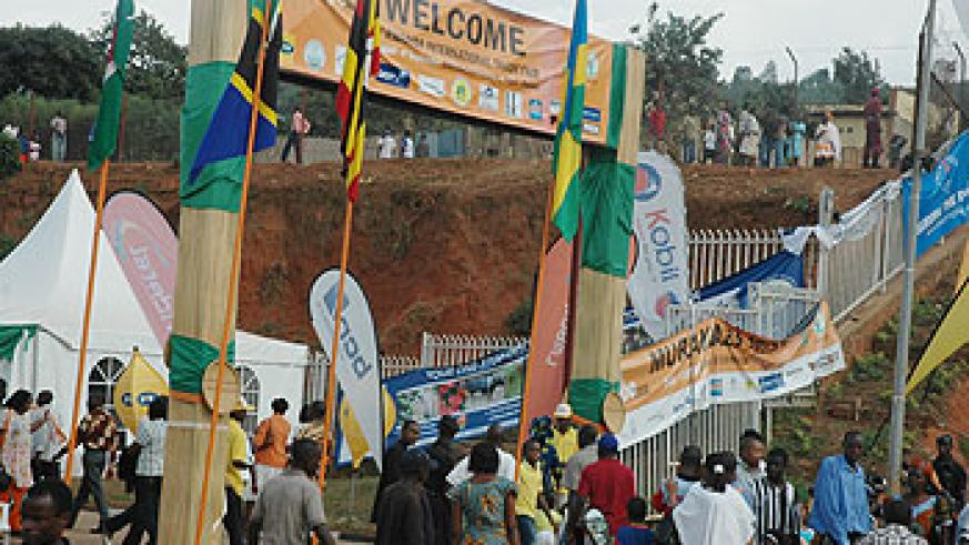 EXPO ground should be expanded to accommodate the increasing number of visitors and exhibitors.