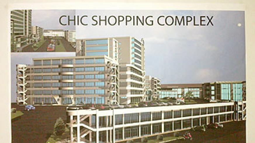 An artistic impression of the new complex to be developed at the ETO Muhima premises. The New Times /Bosco Asiimwe.