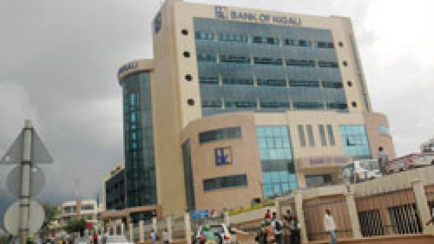 Bank of Kigali has put in place policies to encourage Rwandans abroad to send money free of charge back home. The New Times/John Mbanda