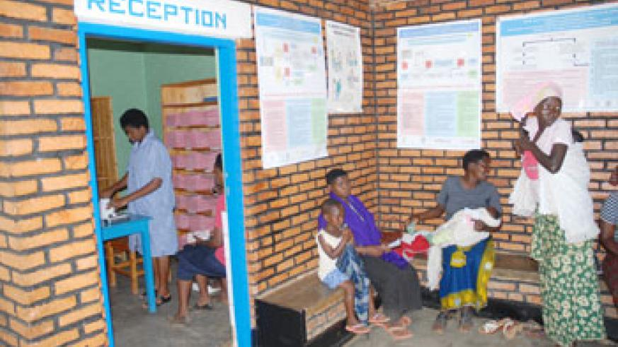 Health centers are receiving fewer malaria patients. The New Times / File.