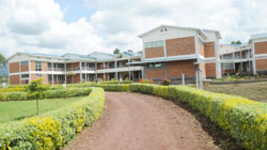 Authorities at Ruhengeri-based INES have called upon the government to sponsor more land survey students at the institution. The New Times /File.