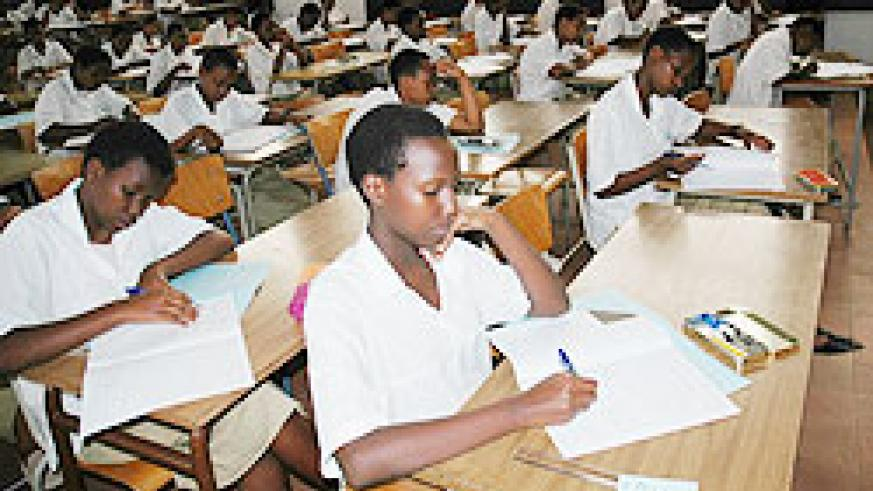 Government's campaign to instill savings culture in schools is the way to go. The NewTimes/File Photo