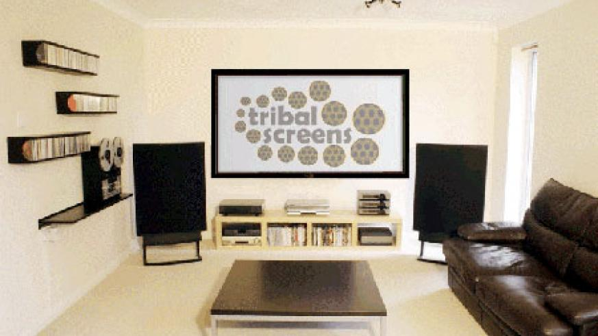 A clutter free living place appears more spacious/Net photo.
