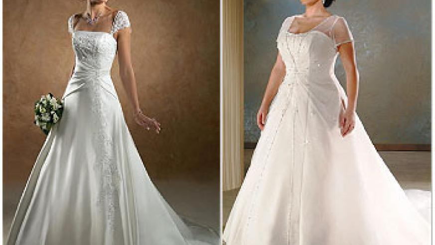 Beauty : Choosing the perfect wedding gown for your body type | The ...