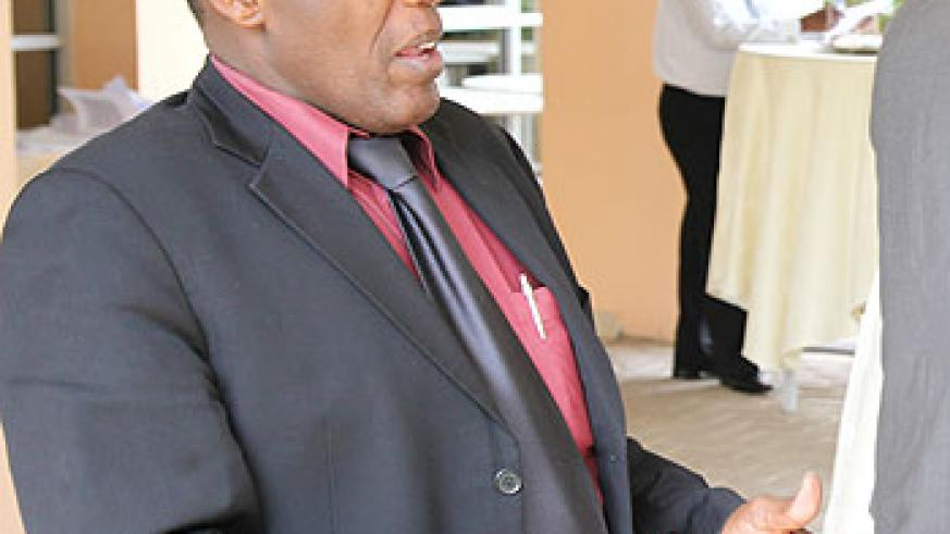 MP Claver Rwaka has welcomed government's support for People Living with Disability. The New Times File photo