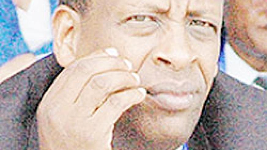 Musabyimana. The New Times / File photo