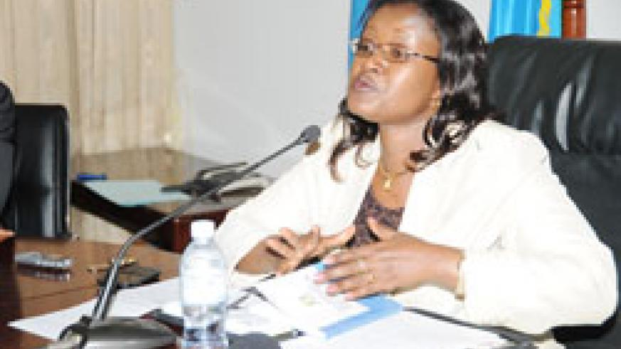 EAC Minister Monique Mukaruliza