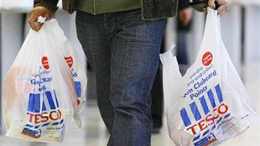 Rwanda has succeded in banning polythene bags. The New Times / File