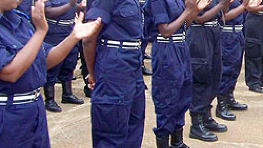 Regional countries have been urged to recruit more female police officers for peacekeeping missions. The New Times /File photo