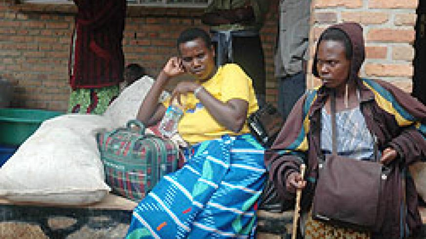 Thousands of Rwandan refugees mainly from the DRC have returned voluntarily as the cessation clause due this December fast approaches.  The New Times/ File photo