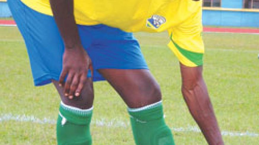 Ex-Amavubi Stars skipper Olivier Karekezi has returned to his old club APR and is in line to make his debut this afternoon in the Primus Cup clash with Marines. The New Times/File.