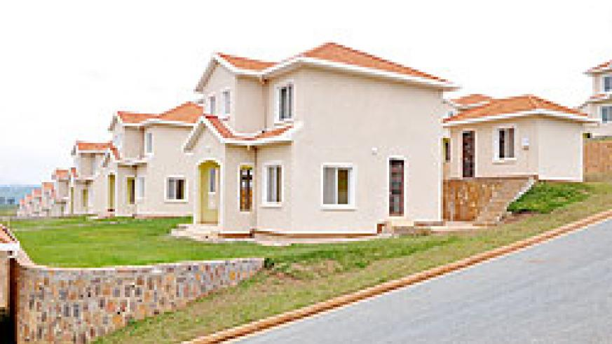 Rwanda's housing industry is growing astronomically thereby attracting investors from the region. The New Times/ File photo