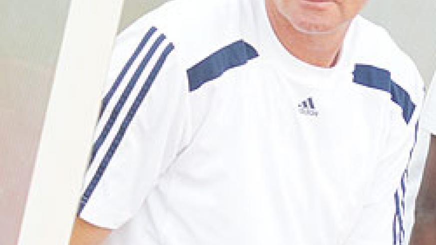 APR coach Ernie Brandts has set sights on doing well in the CAF Champions League. The New Times/File photo