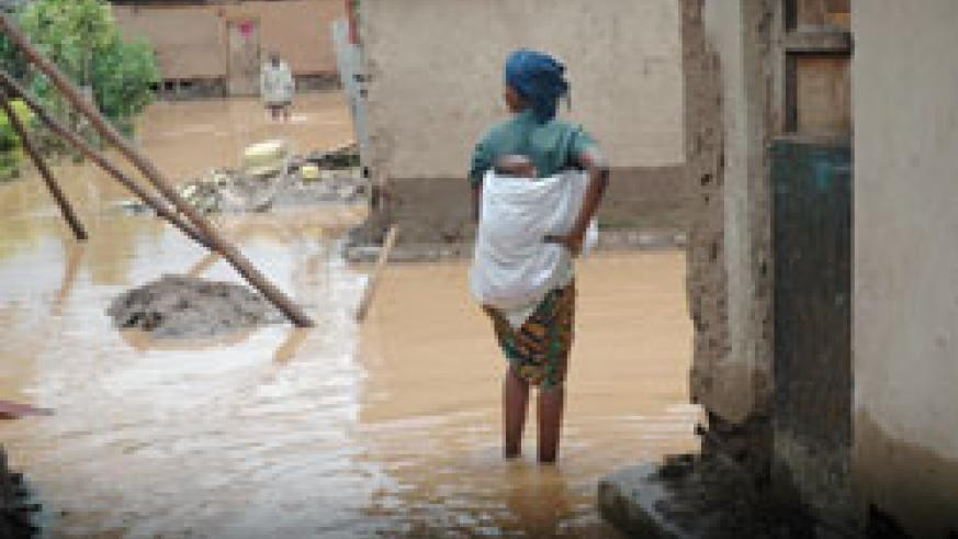 The Northern Province has suffered yet another mudslide that has claimed half a dozen lives due to the ongoing persistent rains. The New Times /File.