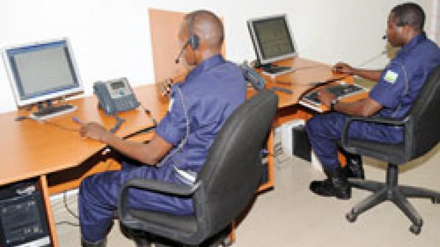 The National Police has embarked on a massive campaign to train its officers to combat crime. The New Times /File.
