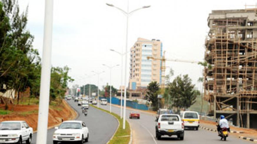 Kigali's cleanliness is exemplary. The New Times /File.