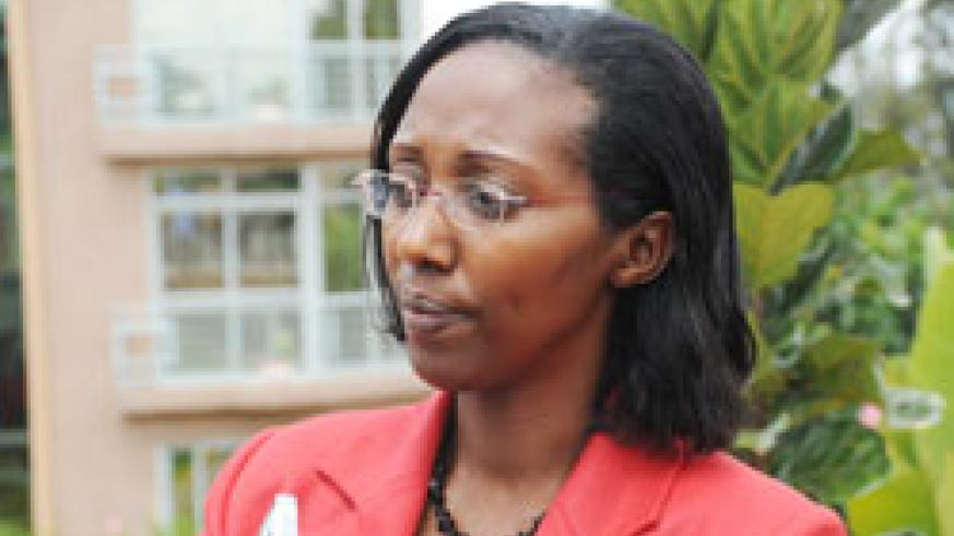 State Minister Colletha Ruhamya says that Rusumo project will not harm the environment.
