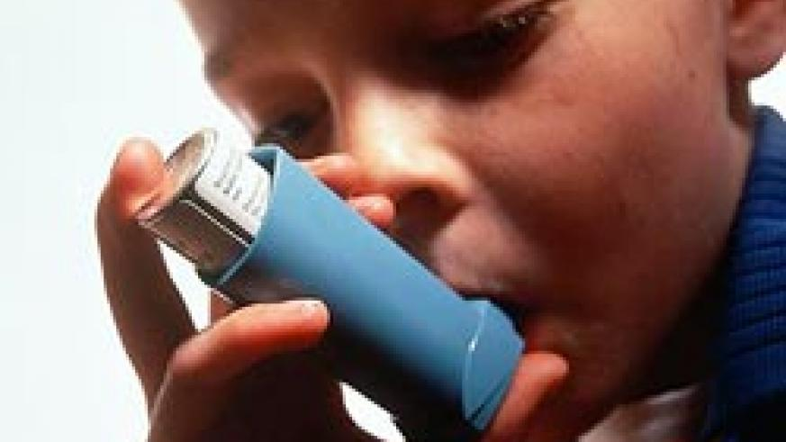 Environmentally harmful asthmatic inhalers will be phased out of the country this year. Net Photo