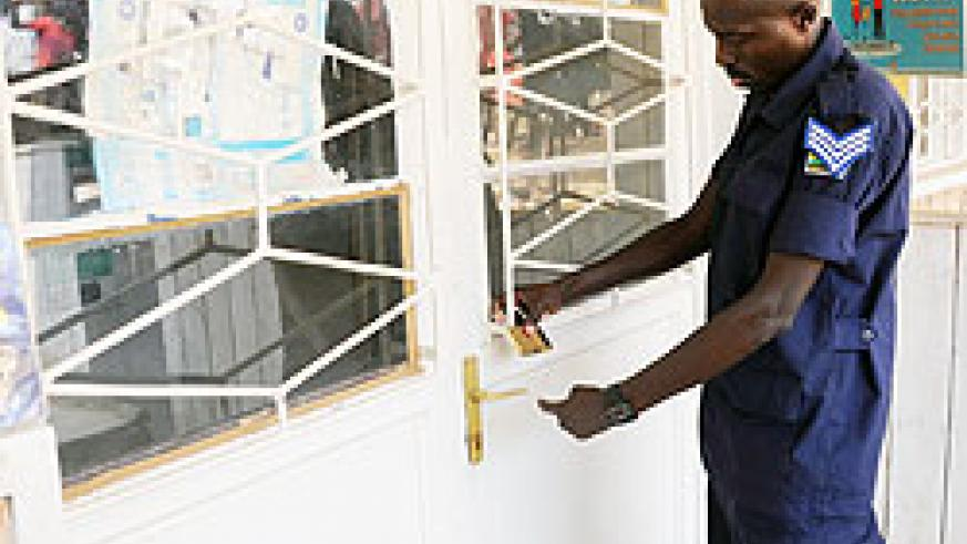 Izere Clinic in Kacyiru, Kigali was closed down after an illegal abortion was carried out at the premises. Civil Society has called for decriminalisation of abortion. The New Times\ File photo