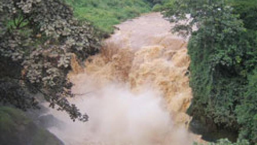 Rusomo Falls will have a power generation plan constructed. The New Times / File.