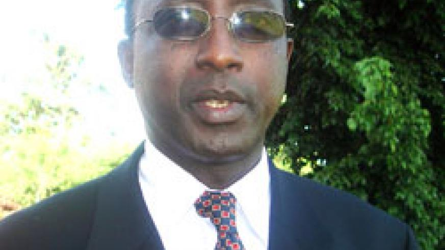 Post Office Director General, Celestin Kayitare