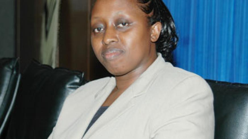 Eastern Provincial Governor Aisa Kirabo. The New Times / File photo