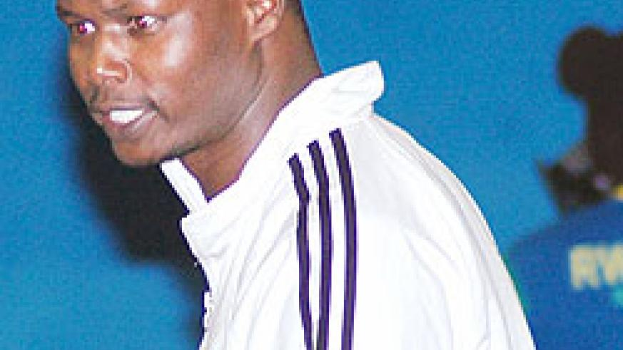 Paul Bitok is wanted by his native country Kenya. The New Times/File photo